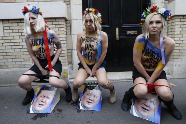 [monde] l'Ukraine dans l'Union européenne: pour ou contre?